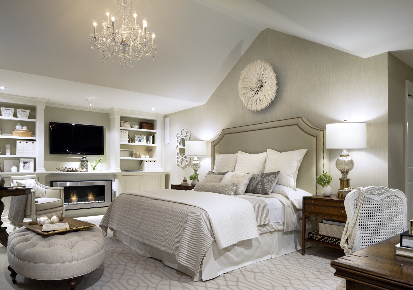 Small bedroom chandeliers